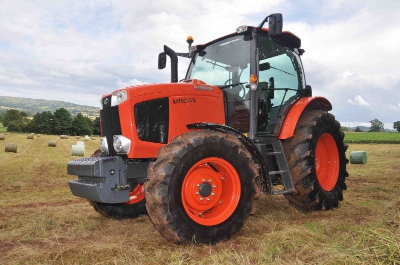 Kubota's Leading M Series Provides Even Better Value
