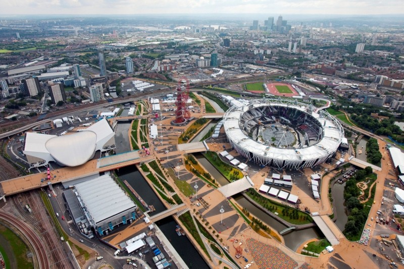Brett Landscaping Seals Its Excellence At London 2012
