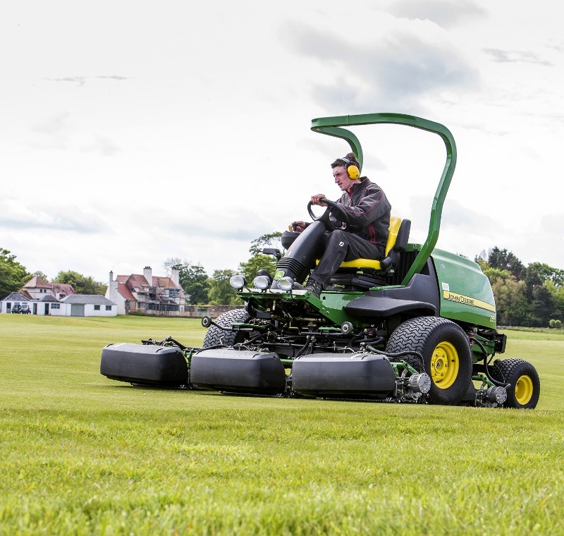 Muirfield Gets Ready For Another Open