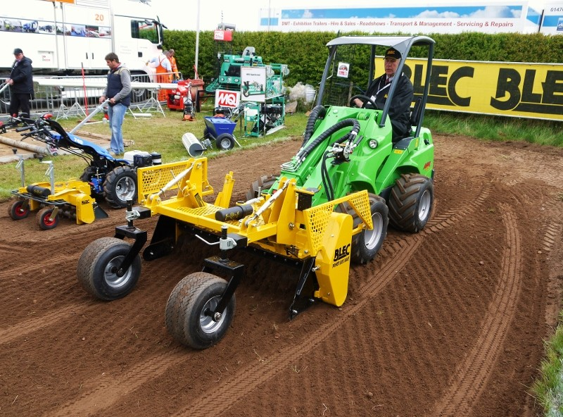Blec Reports Busy Plantworx With Good Quality Of Enquiries