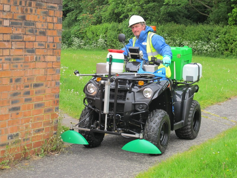 Introducing the Highways Weedmaster ATV Sprayer | Landscape & Amenity