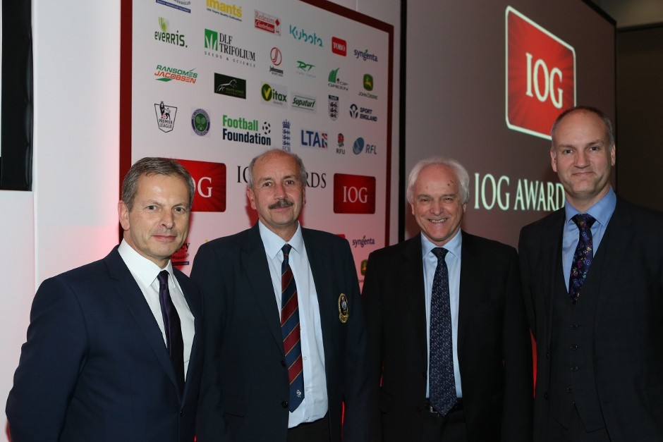 Iog Awards Expand Into Golf Following Bigga Agreement