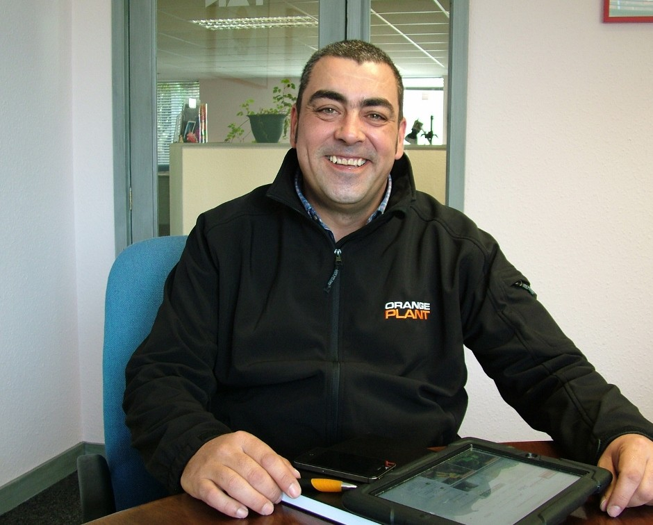 New Southern Uk Ops Manager For Orange Plant