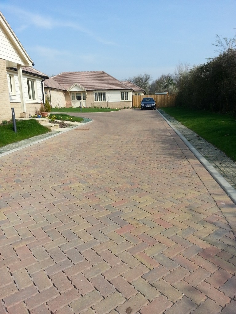 Brett Permeable Paving Expertise Proves Key For Challenging Site
