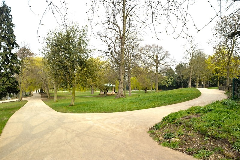 Natratex Restores Park's Natural Beauty