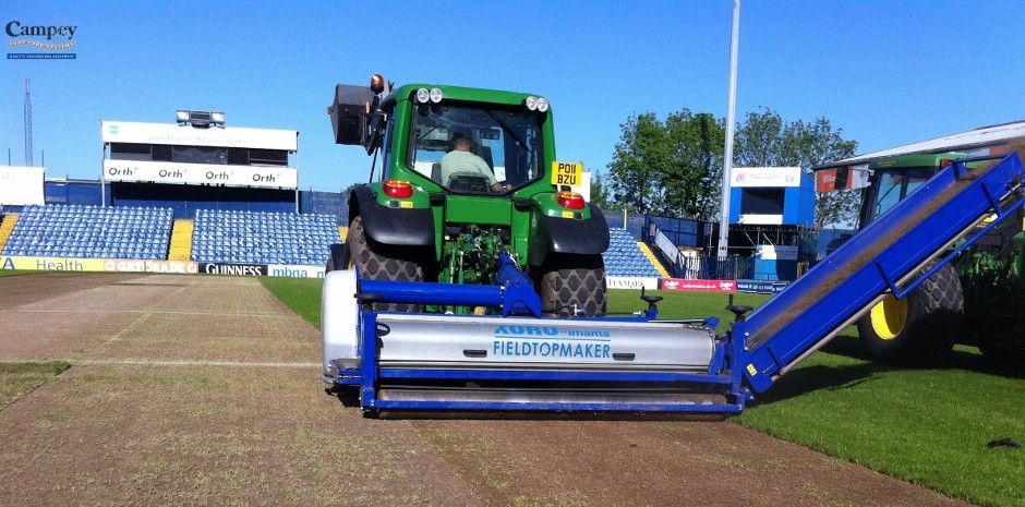 Campeys Issues Invite To Watch A Complete Pitch Transformation