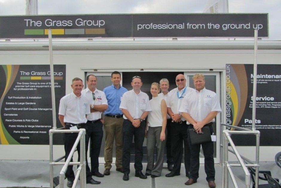 Ernest Doe Is The Grass Group'S New Dealer Appointment
