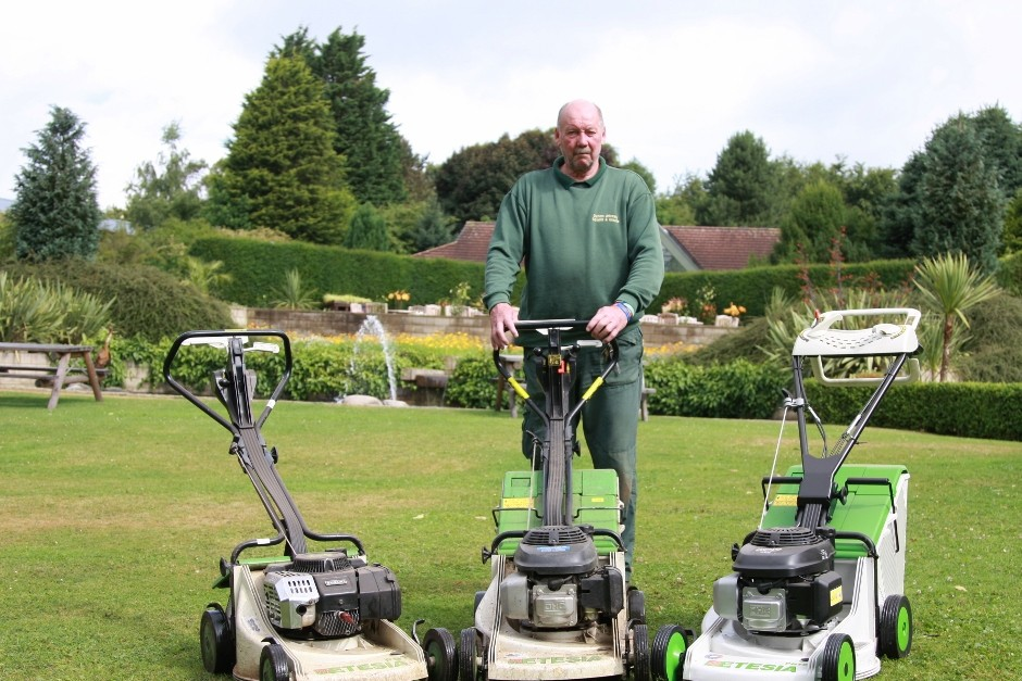 Etesia Pedestrian Mowers Stand The Test Of Time