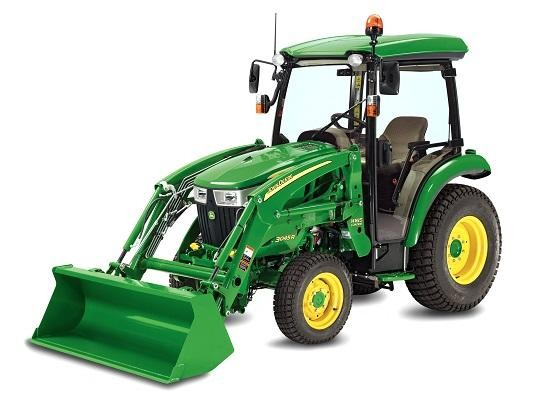 New 3R Series Compacts From John Deere