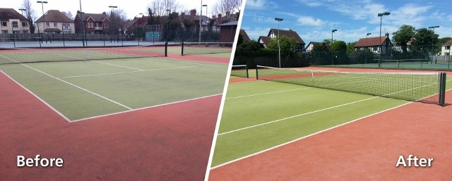 Replay Maintenance Serves Up An Ace For Sussex Tennis Club