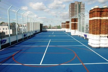 Abacus Launches New Collection Of Sports And Play Surfacing