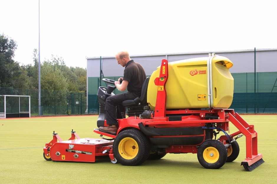 Proper Maintenance Rather Than Replacement Is Key For Artificial Surfaces
