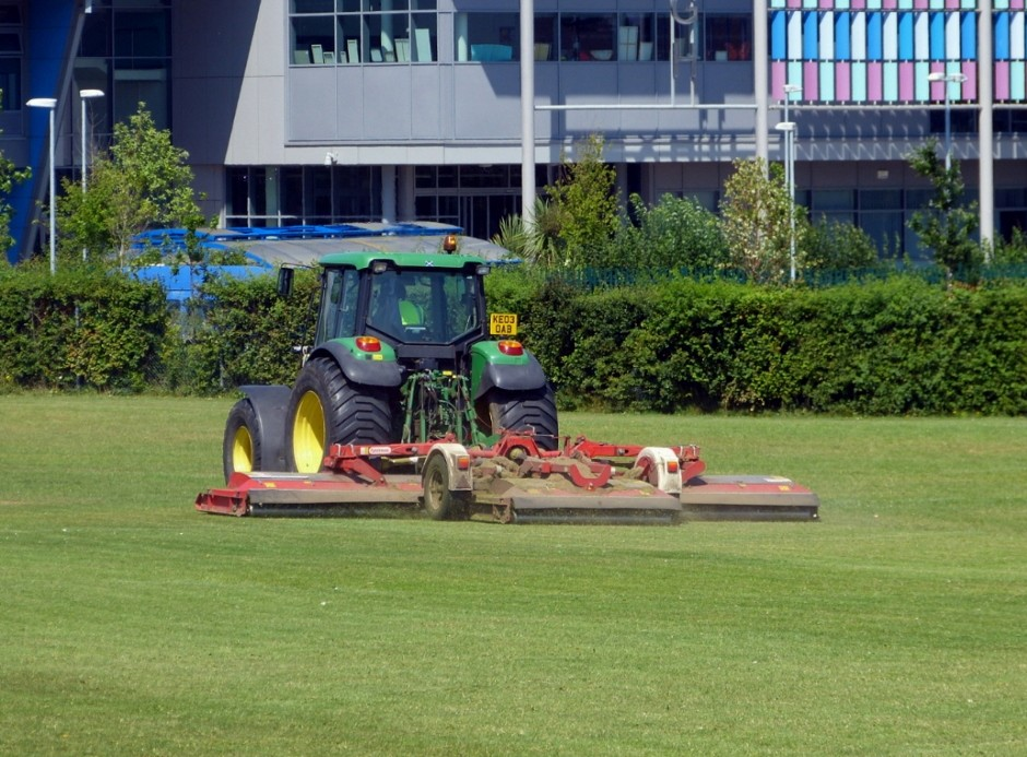 Pegasus Rotary Mowers Hit Targets On Council Grass-Cutting Contracts