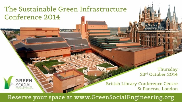 Conference Focuses On Uk Green Infrastructure Issues