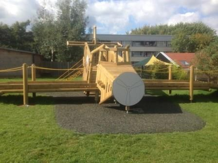 Eibe Takes Flight With New Play Area