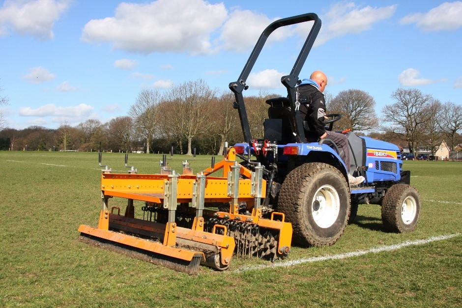 Sisis Helps Rugby Club Achieve Best Pitch For 27 Years