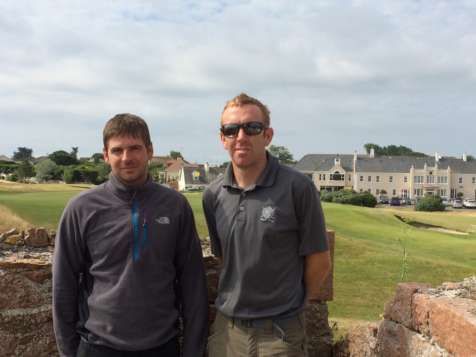 Royal Jersey Golf Club Signs Exclusive Agreement With Sherriff Amenity