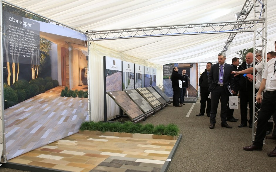 Stonemarket Welcomes Garden Designers & Installers To Annual Event
