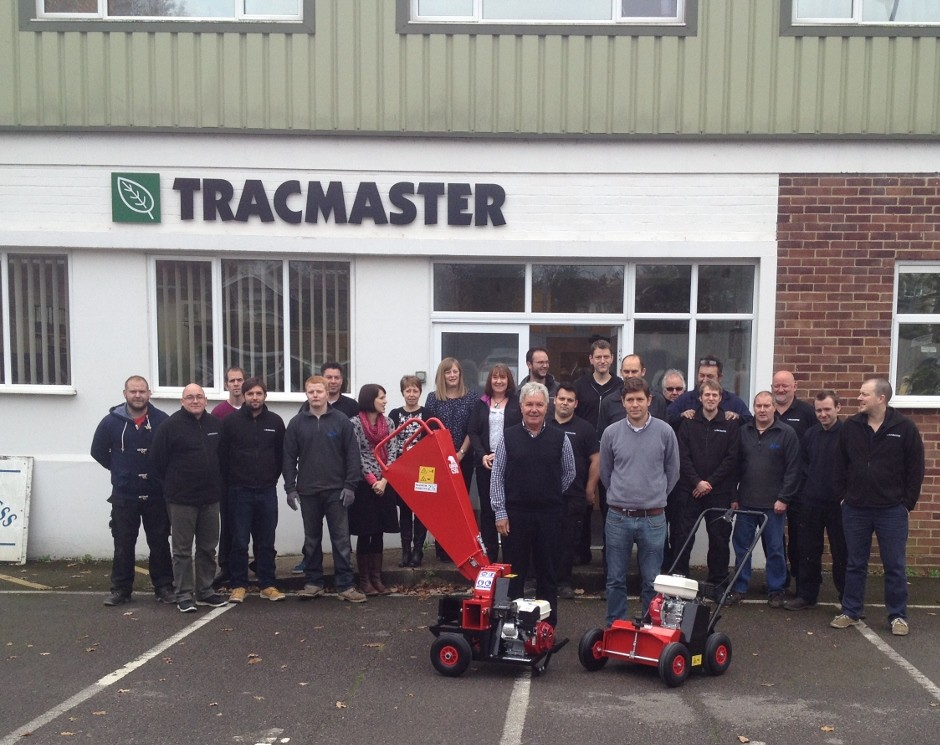 Tracmaster Celebrates 30 Years Of Landscape Machinery Innovation