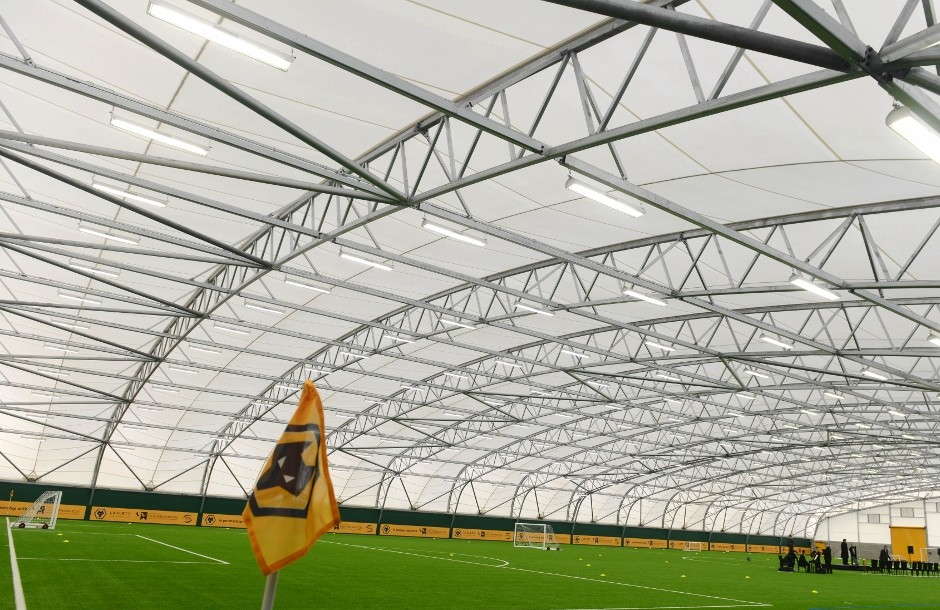 Wolves Invests In New 3G Indoor Academy Surface