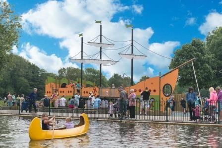 Markeaton Park Creates Waves Of Success For Proludic