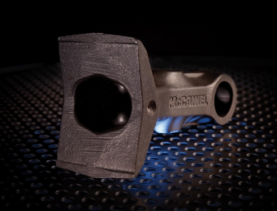 Mcconnel Unveils Major Breakthrough In Flail Technology
