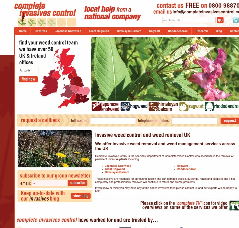 Complete Weed Control Launches Two New Services