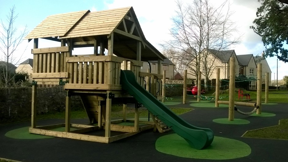 Sovereign Completes Twt Play Area Refurbishment