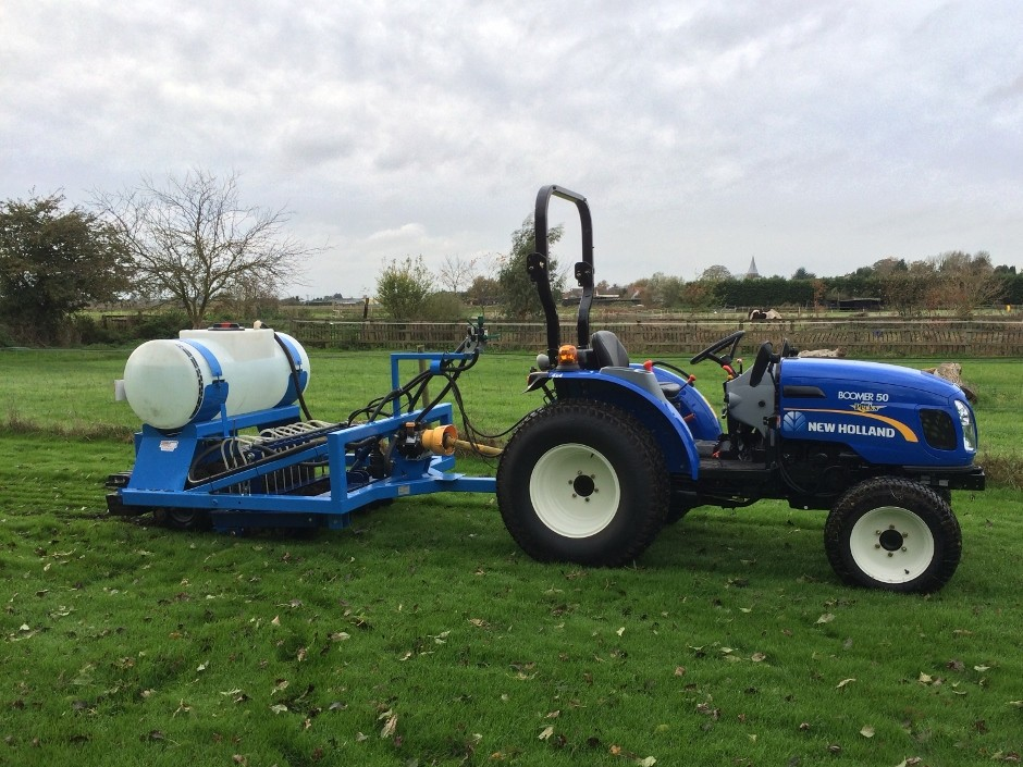 Chafer Grub Control Solutions For Grassland
