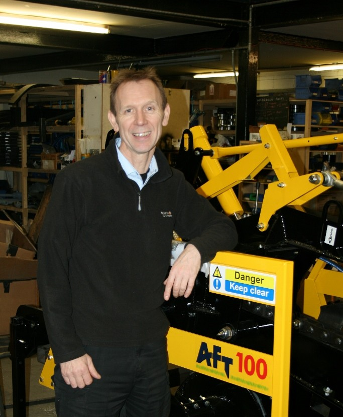 Aft Trenchers Welcomes Ian Robson As New Operations Manager