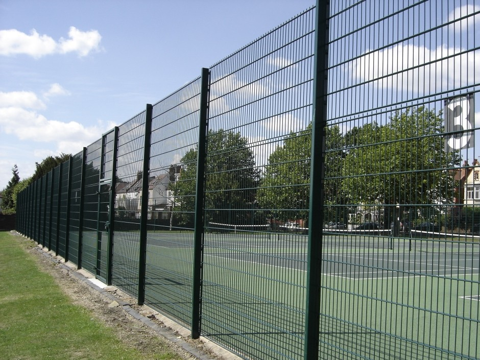Bespoke Tennis Mesh Is Improved For Specifiers And Installers