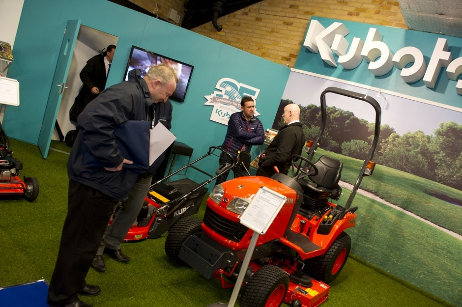 Btme 2016 Boosted As Kubota Secure Spot In Fifth Hall