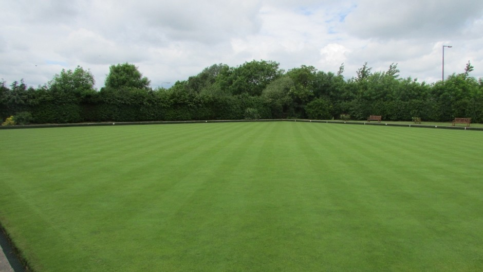Sherriff Amenity Improves Standards At Daventry Town Bowling Club