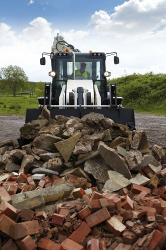 Next Generation Terex Backhoe Loader Increases Productivity