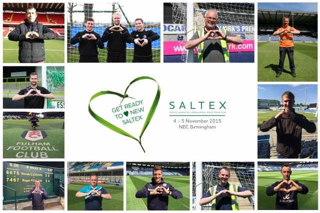 Get Ready To Love Saltex 2015