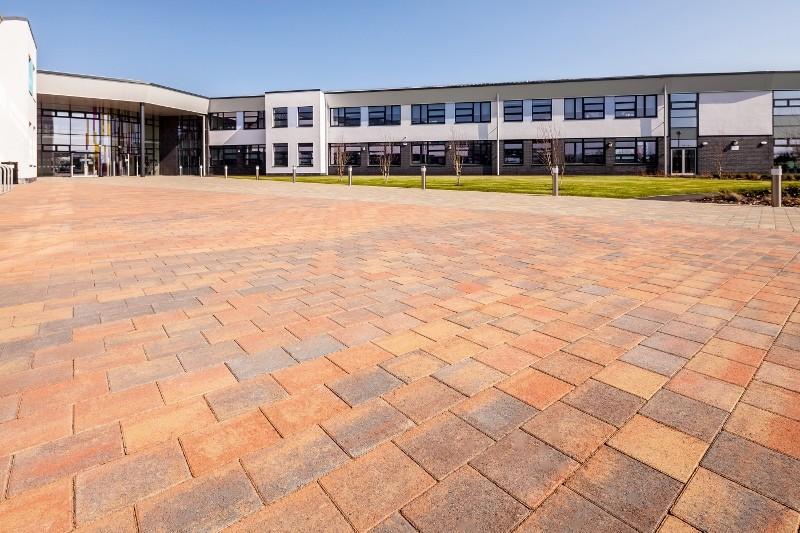 Tobermore Helps Colour New £48M Super School In Penarth