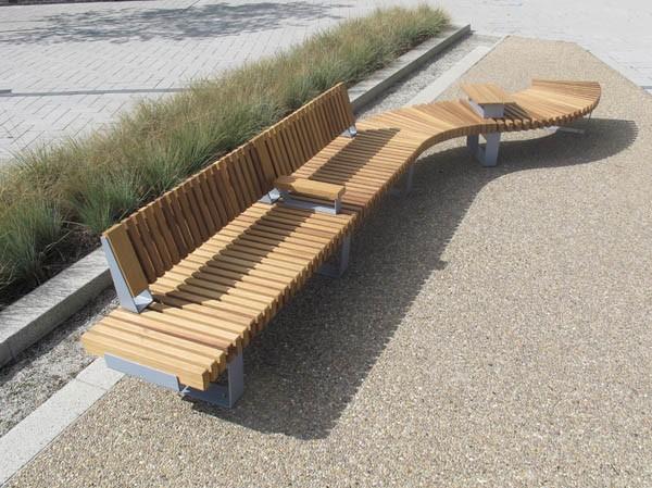 Furnitubes Launch New Railroad Modular Bench And Seating Range