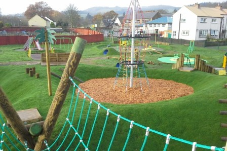 Wicksteed Playgrounds Makes Finals Of Nancy Ovens Awards 2015