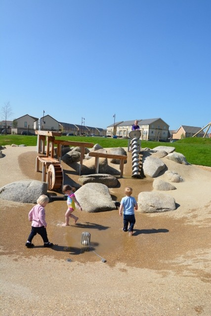Our Children Need Places To Play, Families Urge Government