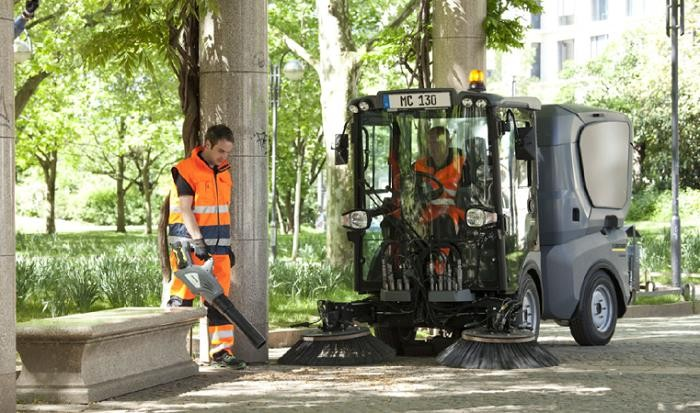 Kärcher Launches New Park & City Product Line