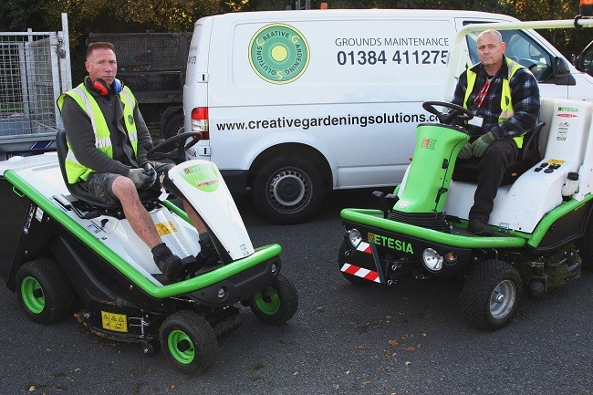 Etesia Ensures Quality For Creative Gardening Solutions
