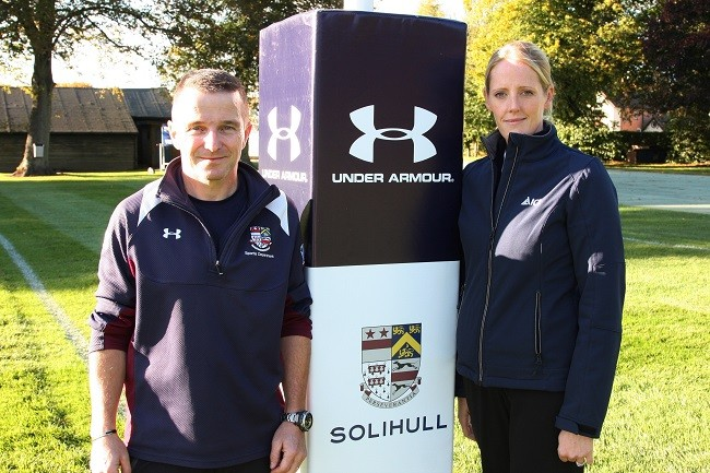 Icl Is Top Of The Class At Solihull School