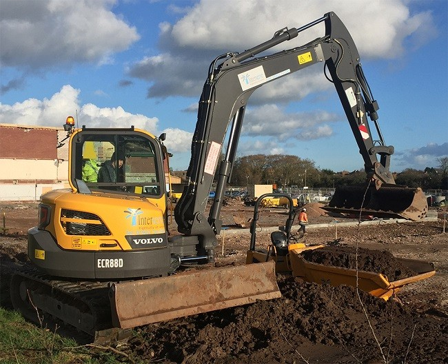 Good Reliability Prompts Repeat Business With Interserve Site Services