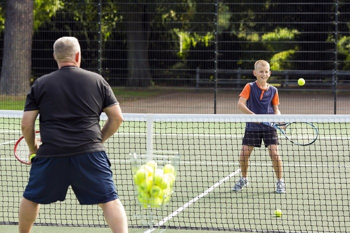 Southend Looking For 'latest Lloyds' In New Tennis Push