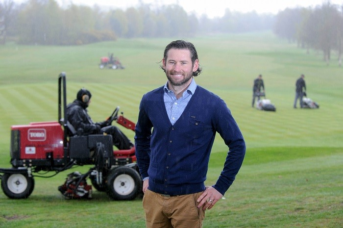 Toro Brings A Quiet Finish To Warrington Golf Club