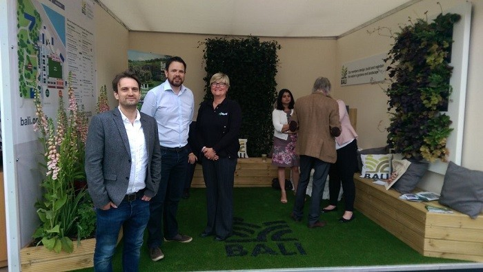 Mobilane Green Screens And Livepicture On Display At Rhs Chelsea