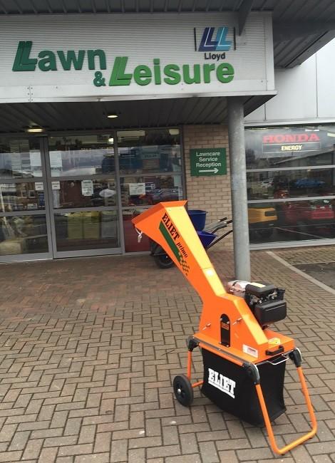 Lloyd Ltd Now Offer Ts Industrie & Eliet Chipper-Shredder Ranges