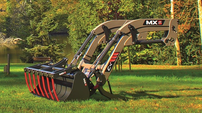 New Mx C4 & C4+ Loaders For Compact Tractor