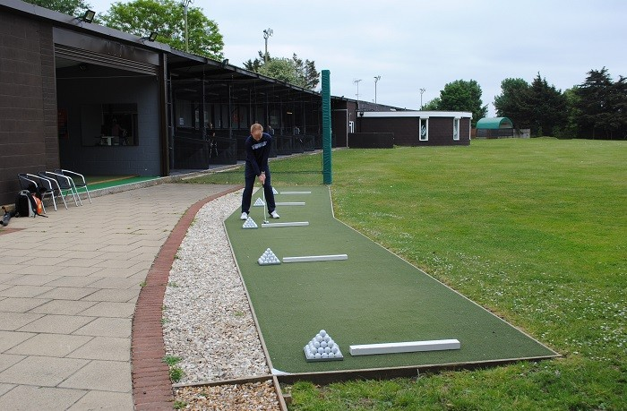 Golf Centre Boosts Profits With The Help Of Huxley Golf