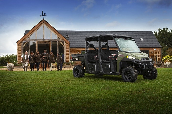 Something Polaris For Everyone At The Game Fair